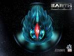 Earth 2160 Alien logo