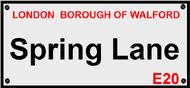 Spring Lane, Walford