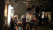 Daniel Coonan's first week on EastEnders! 9