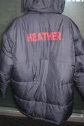 Heather Filming Coat 3