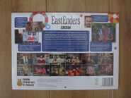 EastEnders 2015 Calendar Back