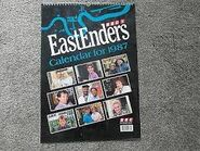 EastEnders 1987 Calendar