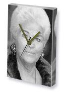 Pat Evans Clock