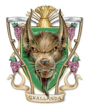 Dragonmarked House COA Gallanda
