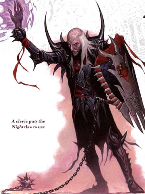Blood of vol cleric