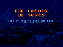Lagoon of songs