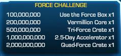 Force Challenge 17