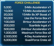 Force Challenge 8