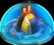 Colony shield generator