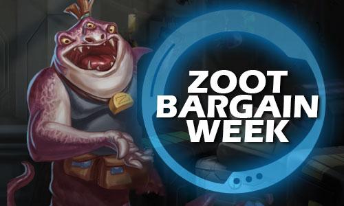 Zootbargainweek
