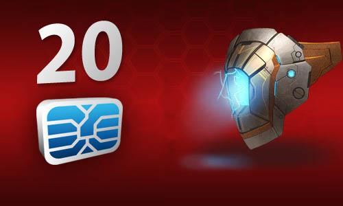 PAX30 - sale-20Plat