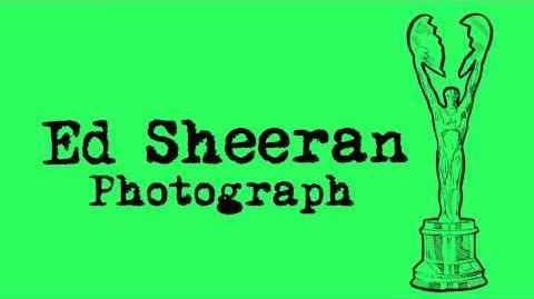 Ed Sheeran - Photograph Official Audio