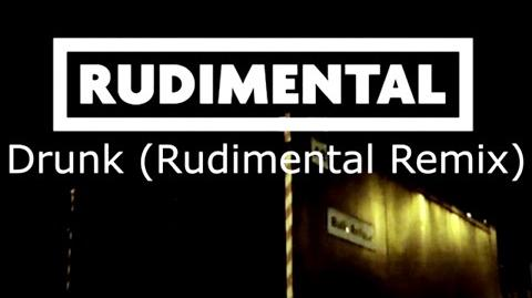 Ed Sheeran - Drunk (Rudimental Remix) Official