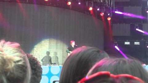 Ed Sheeran - Small Bump - Summertime Ball 2012 (Wembley Stadium)
