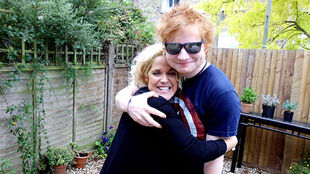 Amy Wadge Ed Sheeran