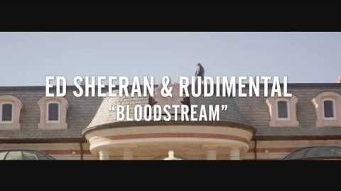 Ed Sheeran Rudimental - Bloodstream Official Teaser - YTMAs