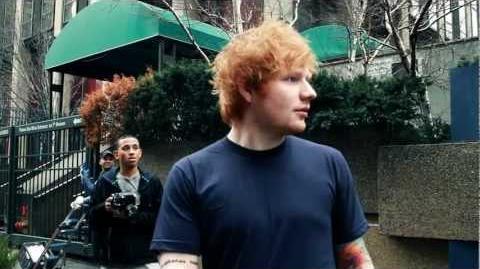 Ed Sheeran US Tour Diary 2013 (Part 4)