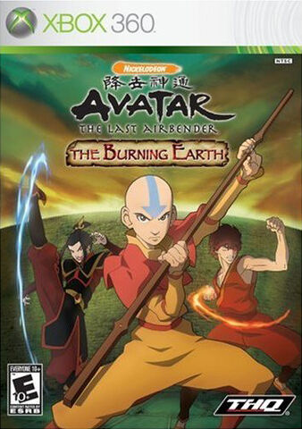 File:Avatar - The Last Airbender - The Burning Earth Coverart.jpg