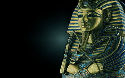 Tutankhamun-Mask-Wallpaper