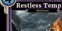 Restless Templar
