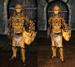Bonemold Armor - Both