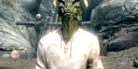 Extracting an Argonian