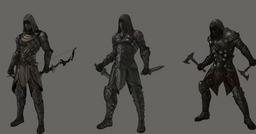 Thieves Guild (Online) Concept Art
