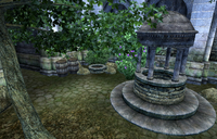 Elven Gardens Sewers Entrance