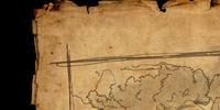Greenshade Treasure Map V
