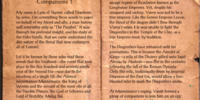 Chronicles of the Five Companions 1