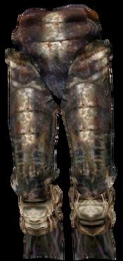 Iron Greaves (Morrowind)