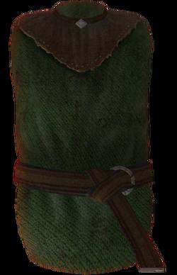 Green Robe OB
