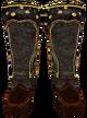 Ebony Boots (Oblivion) Female