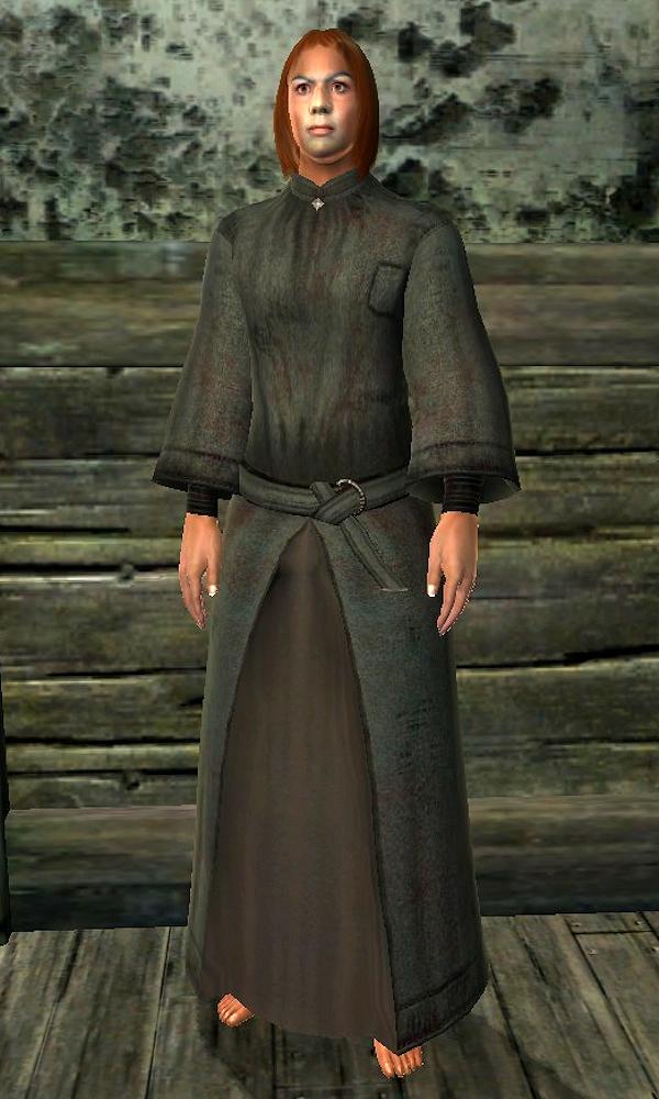 Aegis Robe | Elder Scrolls