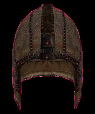 File:Leather Helmet (Oblivion).png
