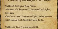 Cracking the Elden Tree Vault