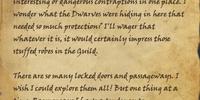 Kireth's Journal, Page 7
