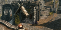 Guard Barracks