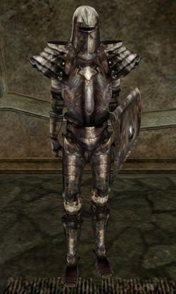 Iron Armor MW
