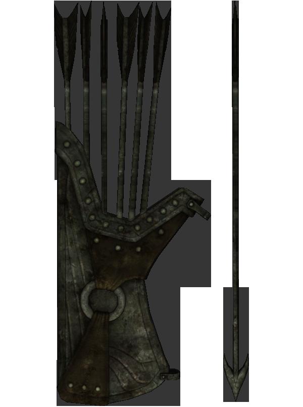 oblivion how to cancel arrow
