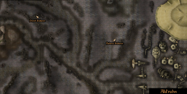 File:Flanu & Drerel' s location - Ald'ruhn -morrowind.png