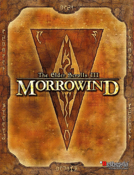 Morrowind Cover