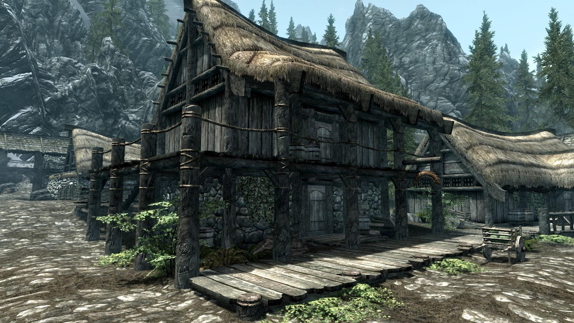 Riverwood Trader Elder Scrolls Fandom Powered Wikia