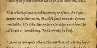 Kireth's Journal, Page 19