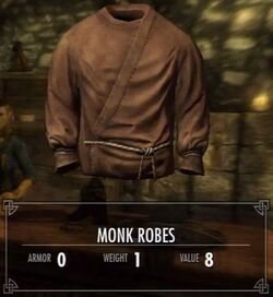 Monk Robes