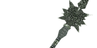 Nordic Silver Mace