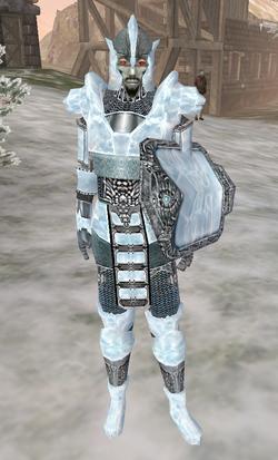 Ice (Stahlrim) Armor MW
