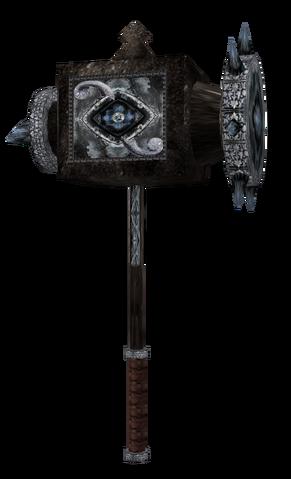 File:TES3 Tribunal - Weapon - Stendarr's Hammer.png