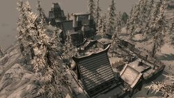 Thalmor Embassy Aerial Nice