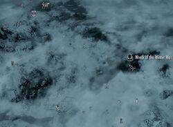 Winter war map
